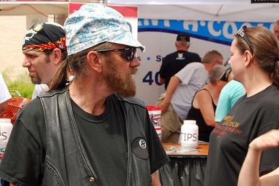 036 Biker at Leesburg Bike Fest