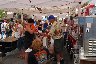033 Beer Tent at Leesburg Bike Fest