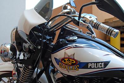 002 J&P Police Bike