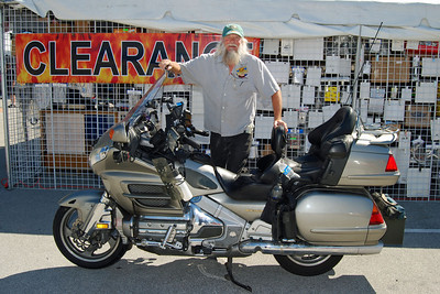 037 Joe of J&P Cycles and His Goldwing