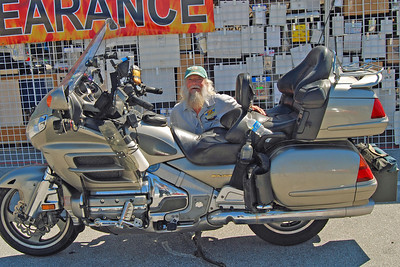 038 Joe of J&P Cycles and His Goldwing