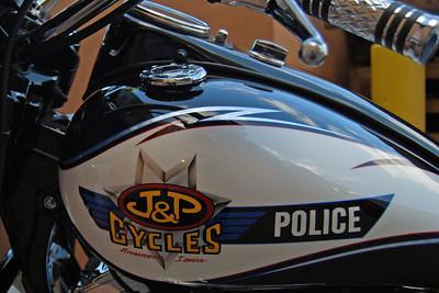 003 J&P Police Bike
