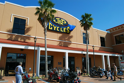 022 J&P Cycles Destination Daytona Bike Week 2009