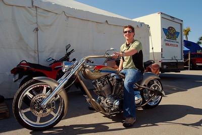 24: 2009 Daytona Beach Bike Week including Destination Daytona and J&P Cycles