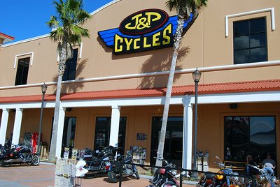 023 J&P Cycles Destination Daytona Bike Week 2009