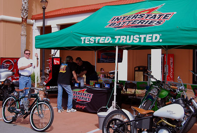 040 Interstate Batteries Daytona Bike Week 2009