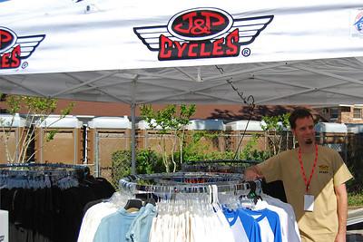 004 J&P Cycles at Leesburg Bikefest 2009 Leesburg Florida