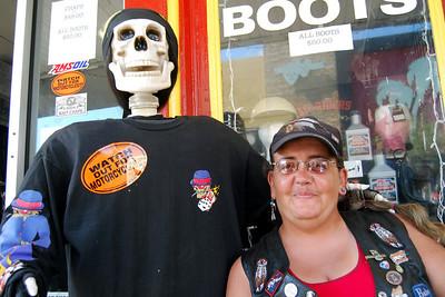 048 Til Death Do Us Part 2009 Leesburg Bike Fest