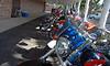 002 Motorcycles at Leesburg Bikefest 2009 Leesburg Florida