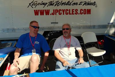 008 J&P Cycles at Leesburg Bikefest 2009 Leesburg Florida