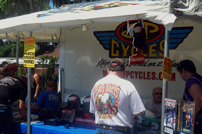 020 J&P Cycles at Leesburg Bikefest 2009 Leesburg Florida