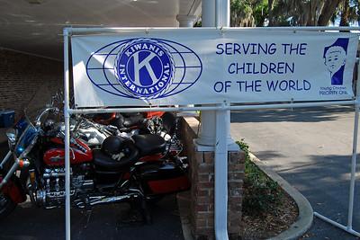 003 Charity Parking Lot at Leesburg Bikefest 2009 Leesburg Florida