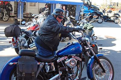 035 Bike Week Customer in J&P Cycles Parking Lot