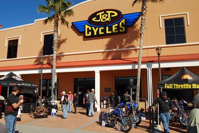 038 J&P Cycles at 2010 Daytona Beach 69th Annual Bike Week