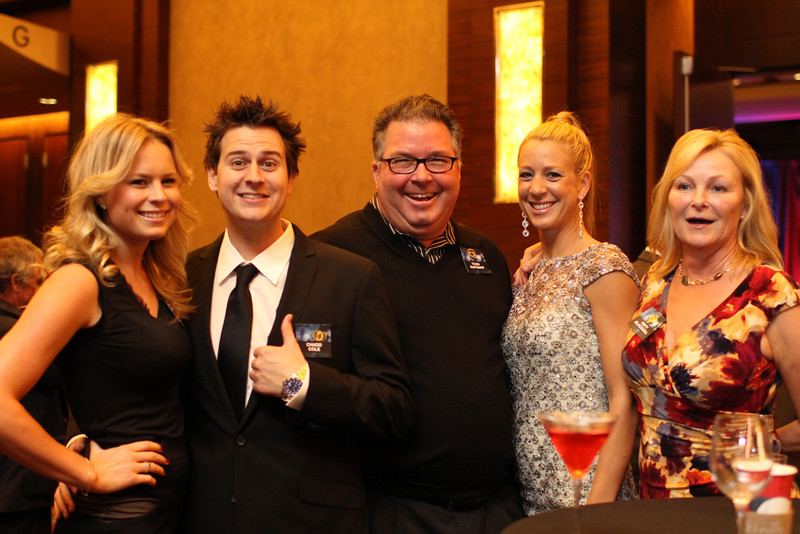 2012 AMA Motorcycle Hall of Fame Induction Ceremony, presented by KTM. The ceremony is part of the American Motorcyclist Association Legends Weekend, powered by Paul Thede's Race Tech, held Nov. 16 at the Red Rock Casino, Resort and Spa in Las Vegas. Photo credit: Jeff Guciardo/American Motorcyclist Association.