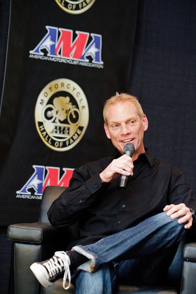 Yamaha AMA Motorcycle Hall of Fame Breakfast at Daytona, presented by Motul