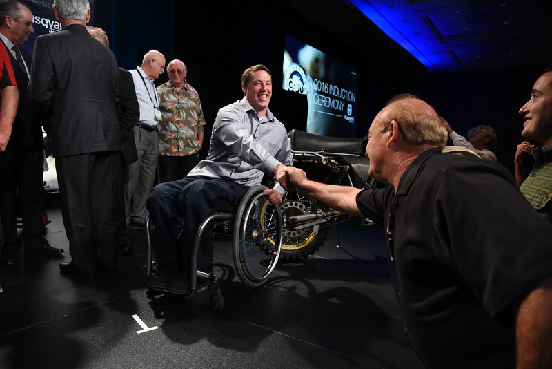 The AMA Motorcycle Hall of Fame Induction Ceremony, presented by Husqvarna Motorcycles, Oct. 13, 2016 in Orlando, Fla. Photo by Troy Ryan Photography.