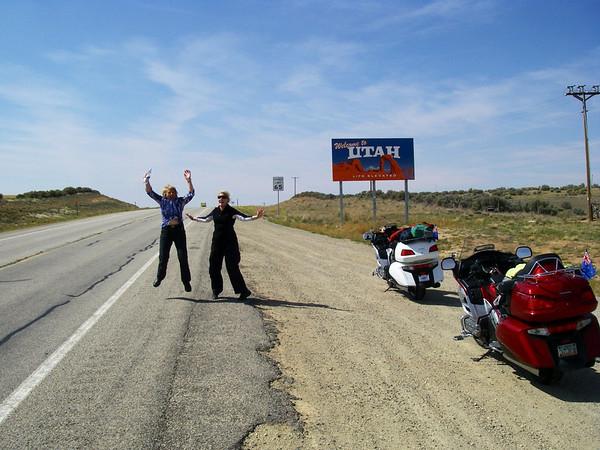 Colorado / Utah border