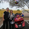 Craig and Julie went and got themselves marrierd just before we met up in Scottsdale