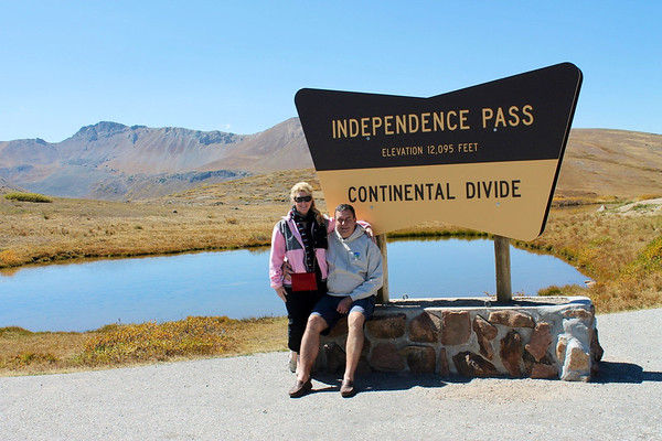 Day drive to Independence pass