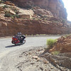 Craig and Julie on Mokey Dugway