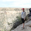 On the Balcony at Bolcony House Mesa Verde