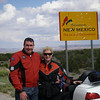 Arizona / New mexico Border Hwy 61