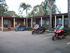 Cann river motel with NSW member