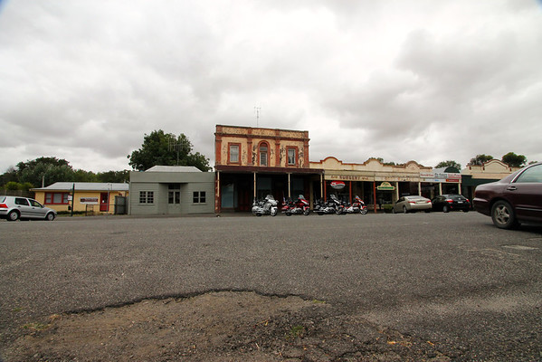 Ride to Clunes 2013