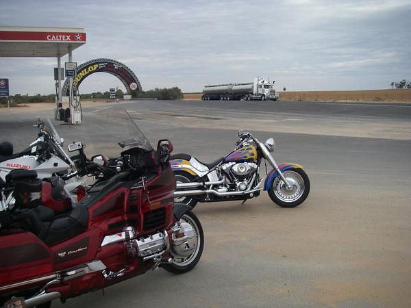 Victoria SA border