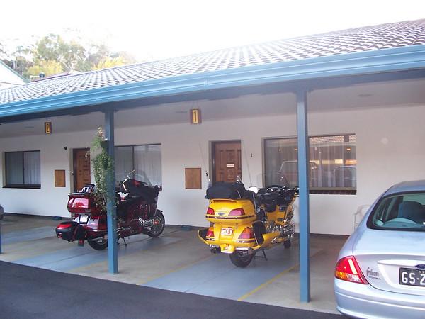 Motel in Cooma NSW