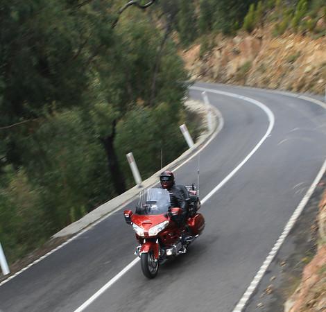 Kinglake road 2012
