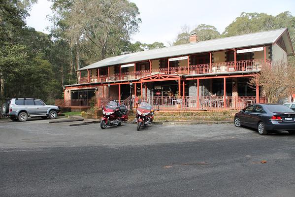 Black spur hotel