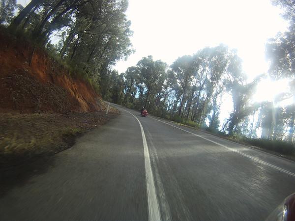 8 Jul ride