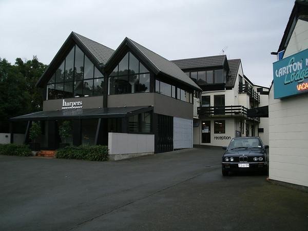 motel in christhurch