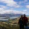 On the way down to Akaroa