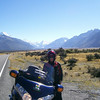 leaviing Mt Cook