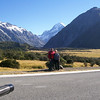 At MT Cook