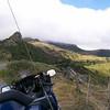 Road into Akaroa