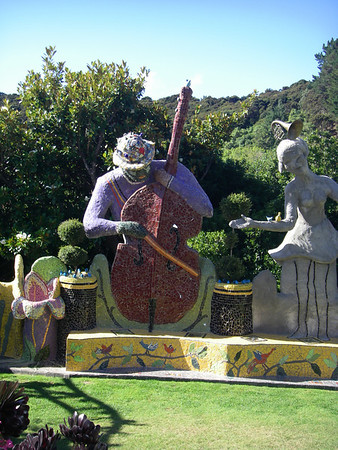 The Giant's Garden - Akaroa