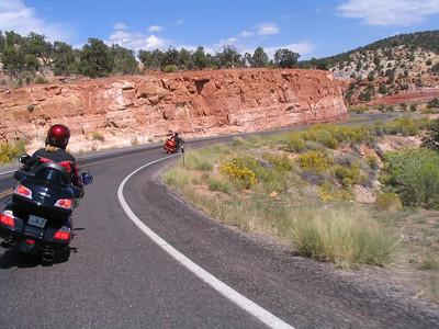 Chasing Dave through Escalante National Monument