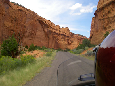 riding the burr trail