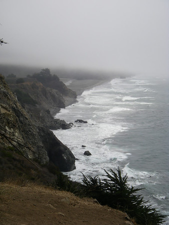 Again more pic of Hwy 1 as we made our way along the coast