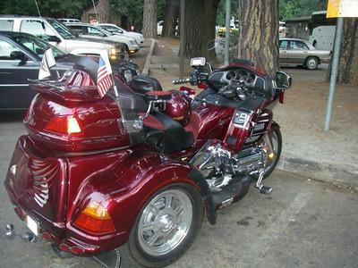 Beautiful GL1800 Trike