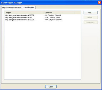 Map Product Manager 2