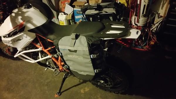 Mosko Moto Bags