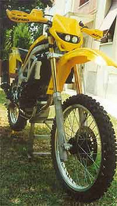 SV650 Dual Sport