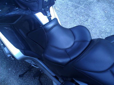 General pic of Russell Seat on RT