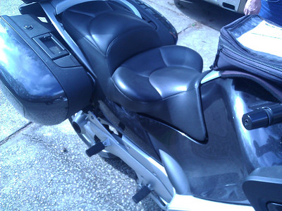 General pic of Russell Seat on RT from front side