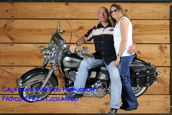 Motorcycle Portraits